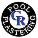 C&R Pool Plastering Logo
