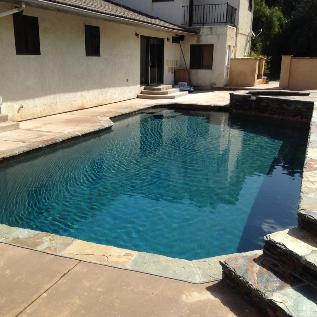 Sandstone Series Tigers Eye Lagoon C Amp R Pool Plastering