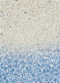 sparkle quartz pearl